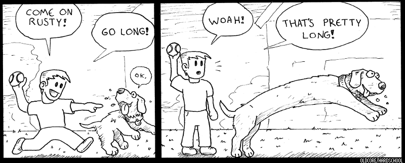 Rusty The Dog